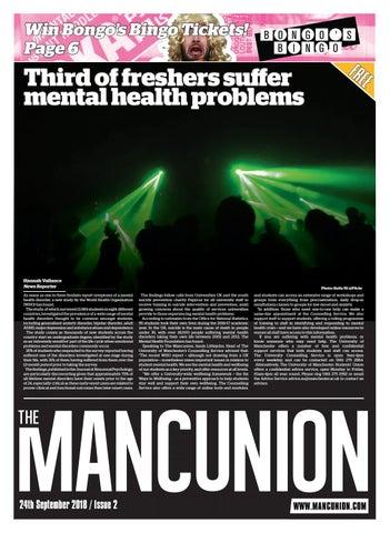 ddd72e3b70c1 Issue 2 by The Mancunion - issuu