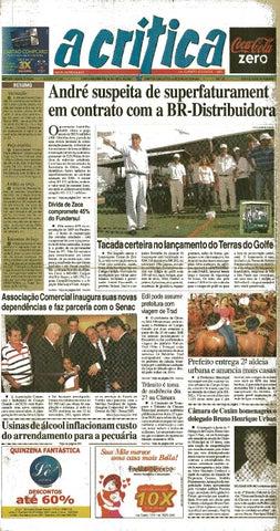 f1b5edd1e Jornal A Critica - Edição 1327- 22 04 2007 by JORNAL A CRITICA - issuu