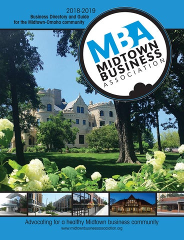 Midtown Business Association 2018-2019 by Suburban