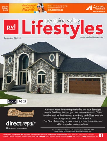 Lifestyles September 24 - 2018 by Pembina Valley Lifestyles