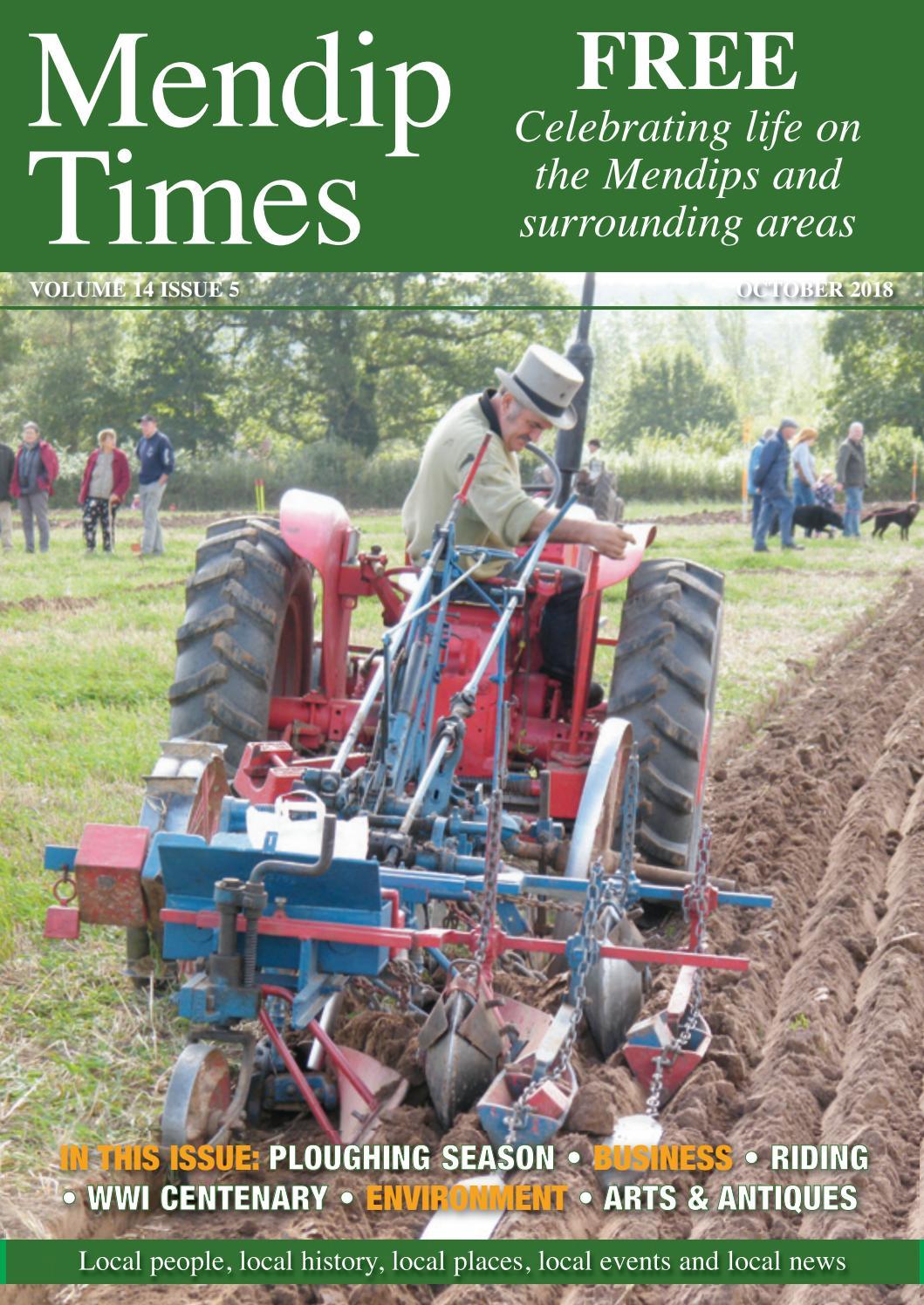 ae07da597a Issue 5 - Volume 14 - Mendip Times by Media Fabrica - issuu