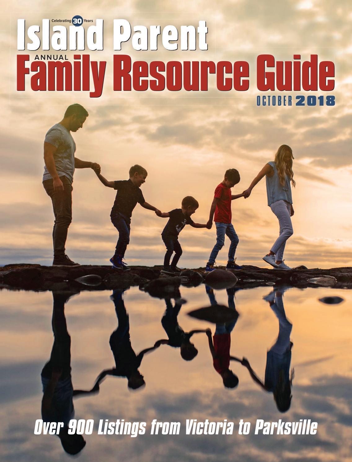 Island Parent Family Resource Guide 2018 by Island Parent