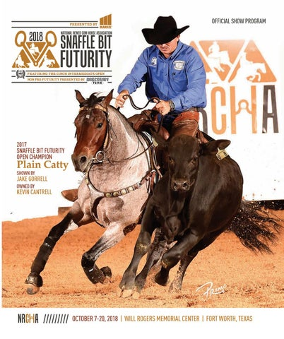 Kids Turn To Screens To Cope With A Chaotic World Futurity >> Reined Cow Horse News By Cowboy Publishing Group Issuu