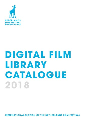 NFF Digital Film Library Catalogue by Nederlands Film