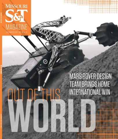 Missouri S&T Magazine Fall/Winter 2017 by Curtis Laws Wilson Library