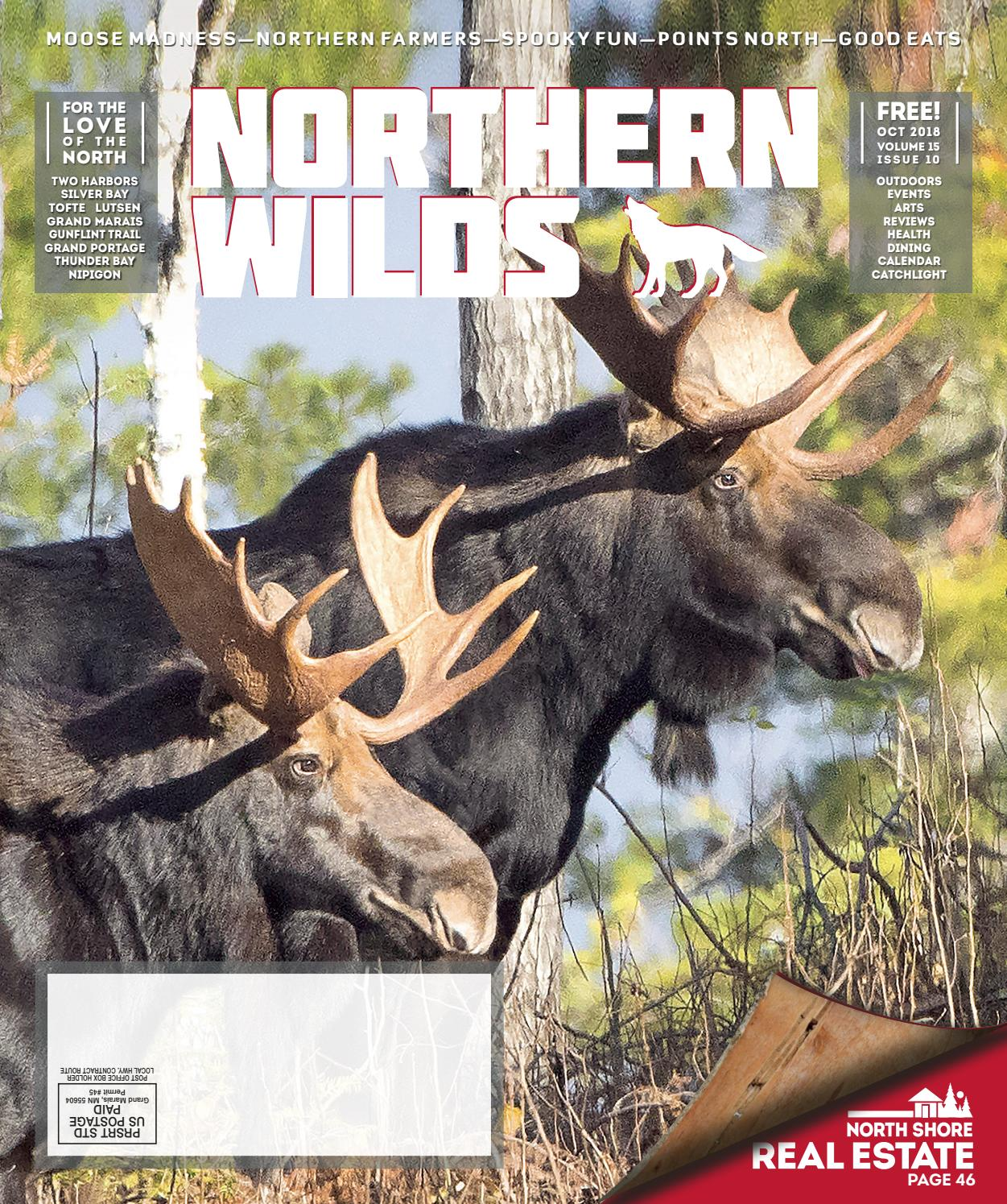 Northern Wilds October 2018 by Northern Wilds Magazine - issuu b5f6bc4d24e