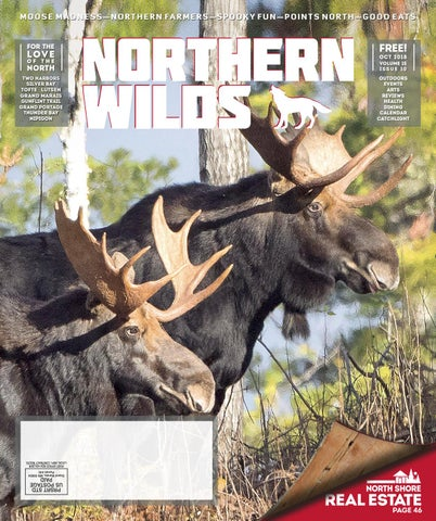 2df575d2 Northern Wilds October 2018 by Northern Wilds Magazine - issuu