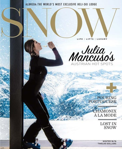6a39cfadb7c5 SNOW Magazine Winter 2018 19 by SNOW - issuu