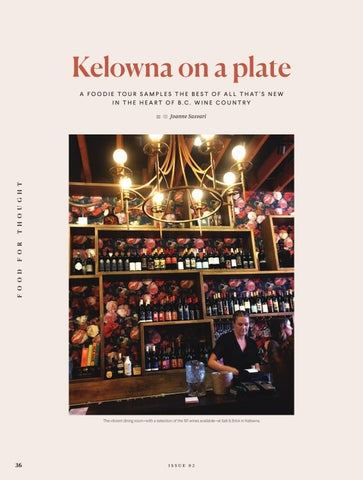 Page 36 of Kelowna on a plate