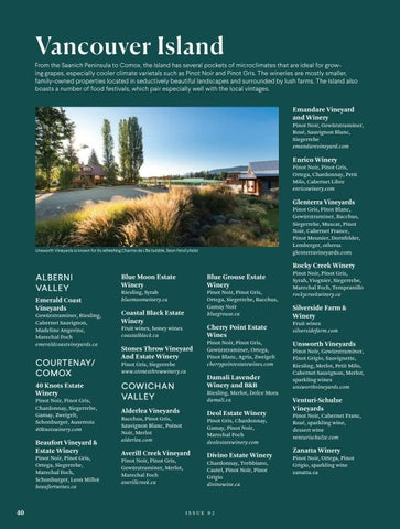 Page 40 of B.C. winery listings
