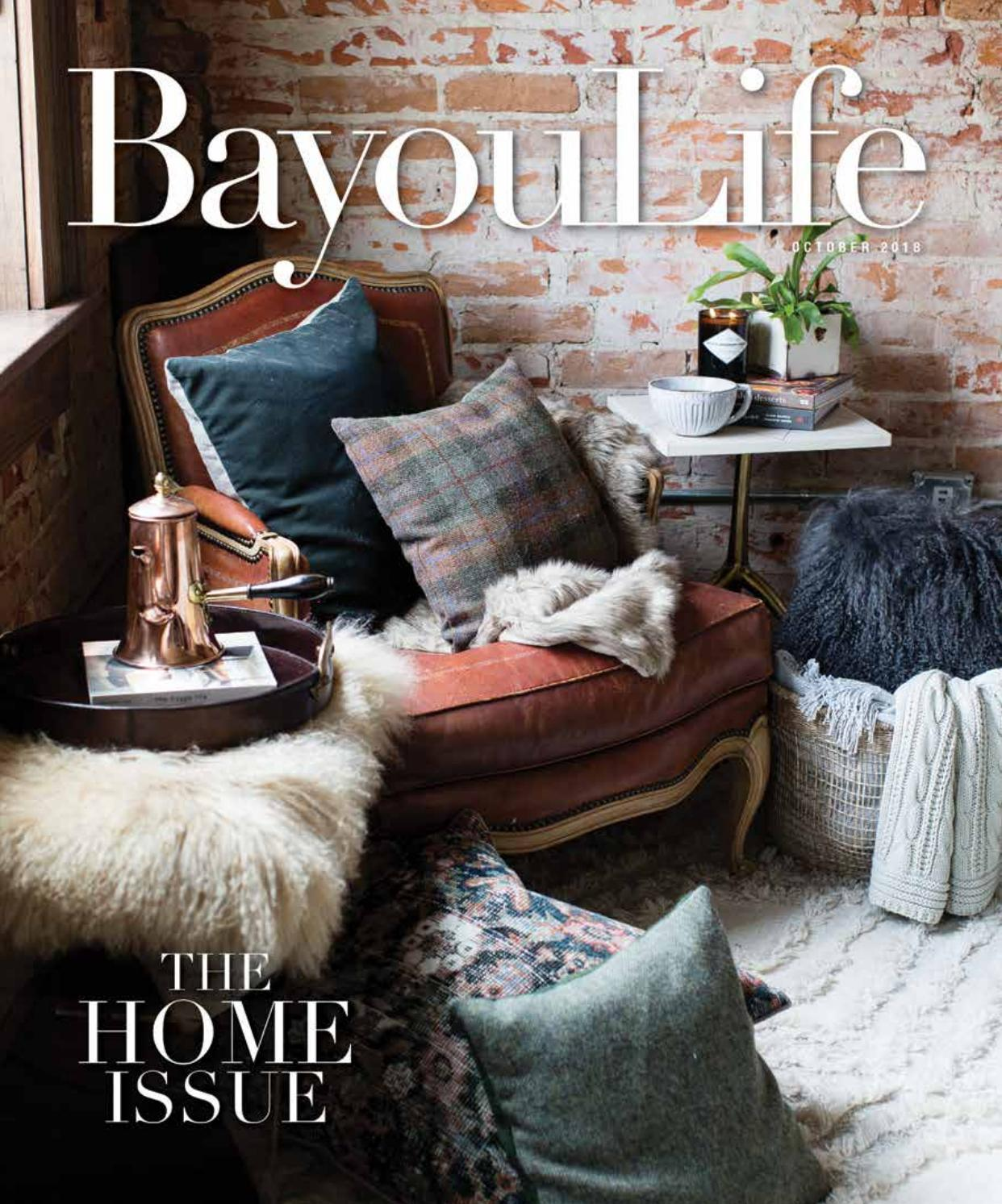 BayouLife Magazine October 2018 by BayouLife Magazine - issuu