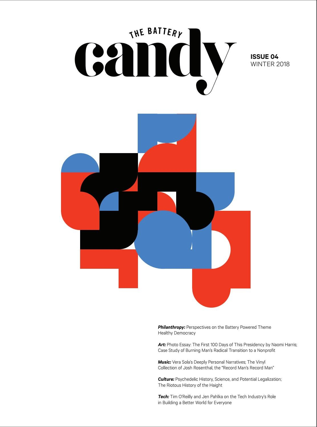 The Battery Candy Issue 04 By The Battery Candy   Issuu