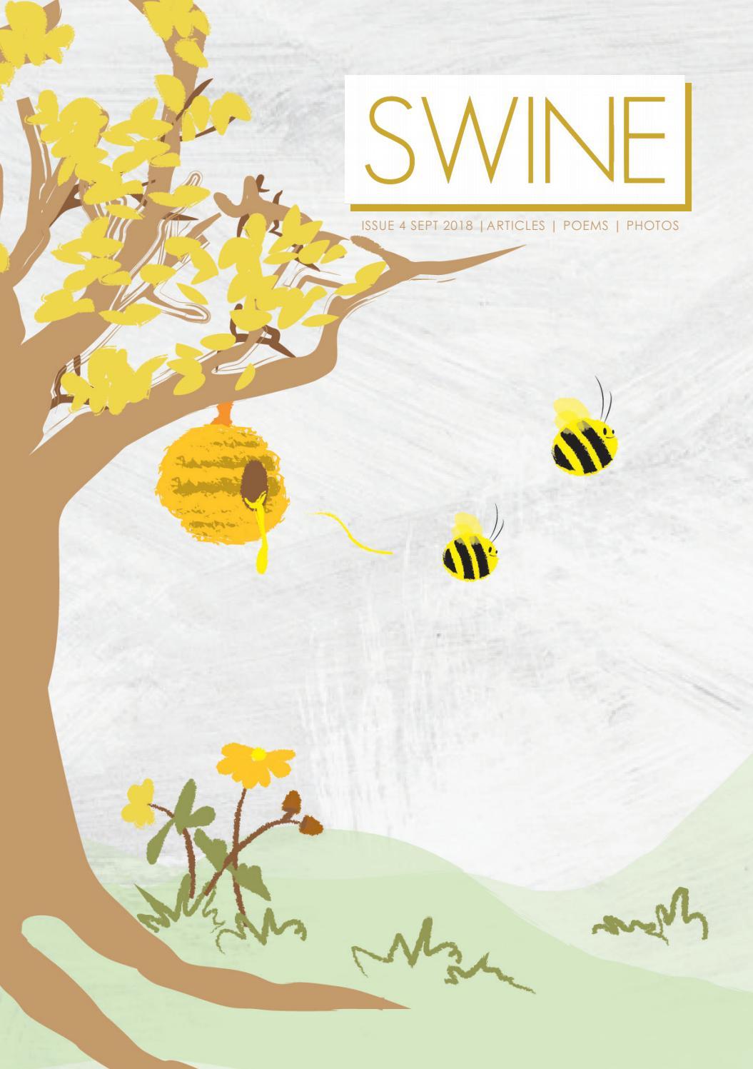Swine Issue 4 2018 by SWINE - issuu