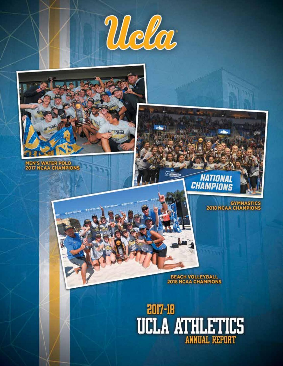2017-18 UCLA Athletics Annual Report by UCLA Athletics - issuu 4f17a4dcf