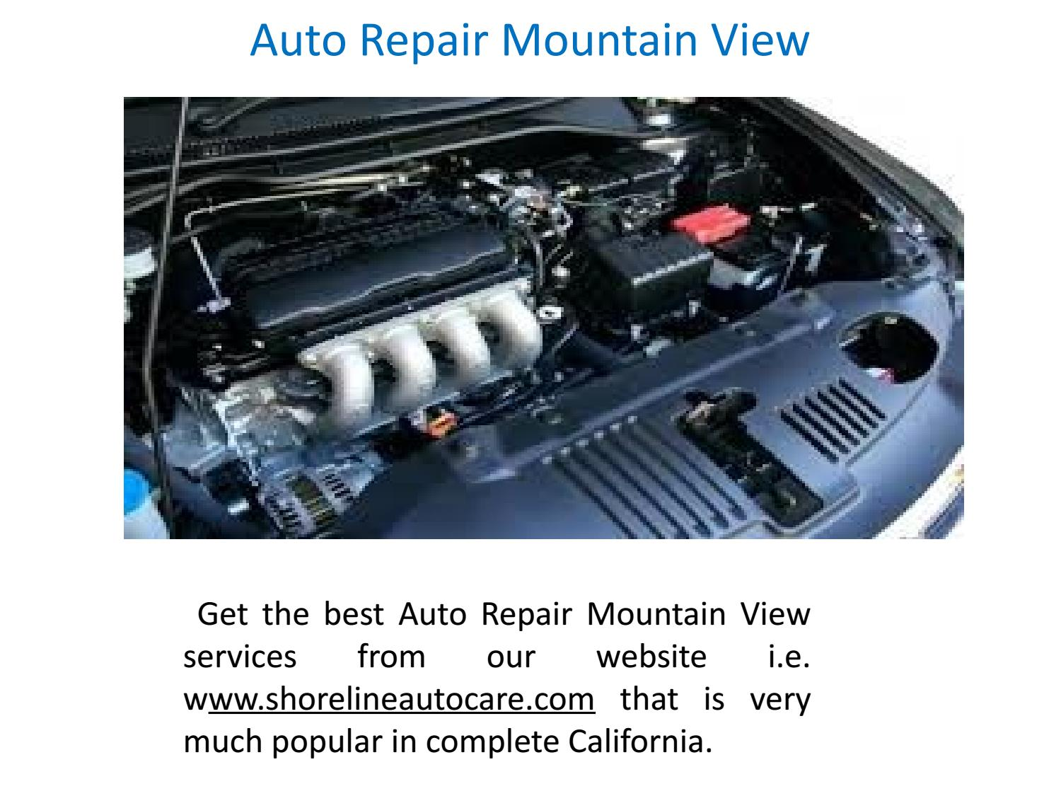 Bmw Mountain View Service >> Car Maintenance Service Mountain View By Andrew Aaronson Issuu