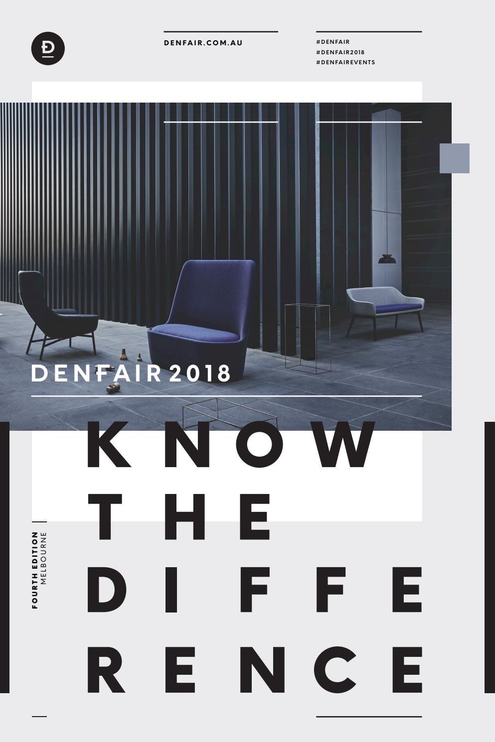 Denfair melbourne 2018 show guide by denfair issuu