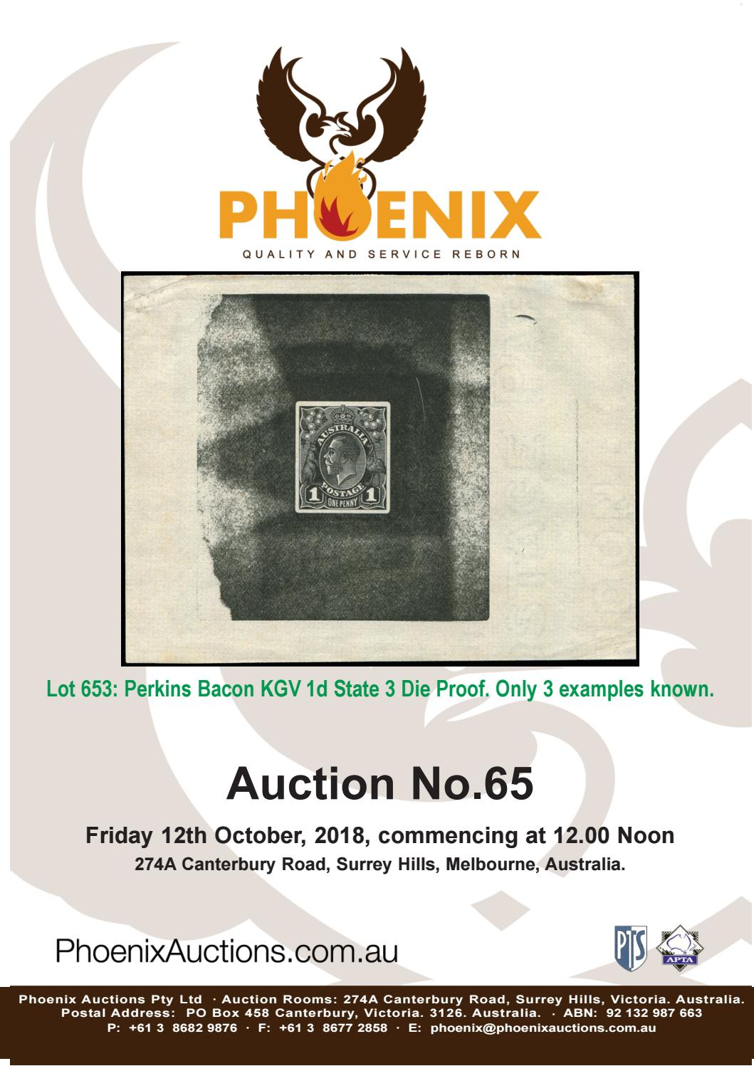 Phoenix Auction 65 by Phoenix Auctions Pty Ltd - issuu