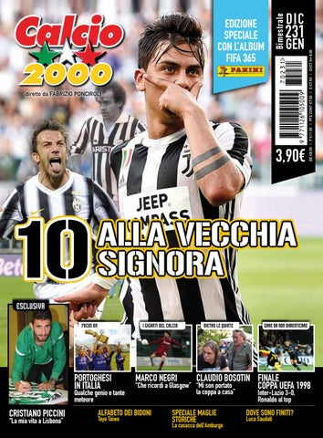 cc10459bb57 Calcio 2000 n.231 by TC C SRL - issuu