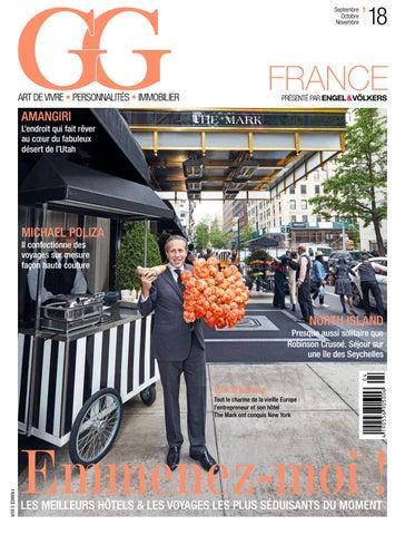 GG Magazine 04/18 France By GG Magazine   Issuu