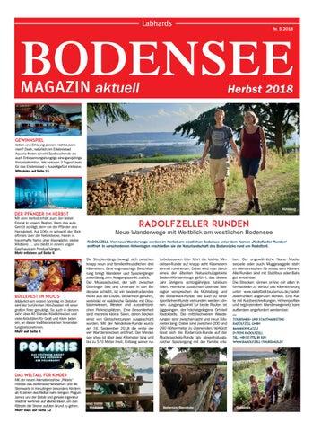 Bodensee Magazin Aktuell 05 2018 By Labhard Medien Issuu