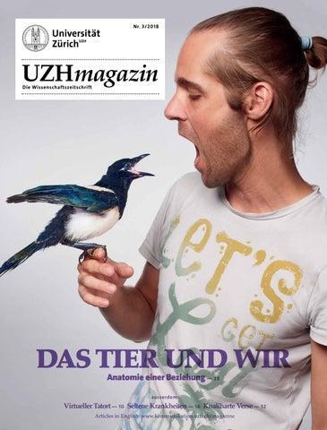 UZH Magazin 3/18 by University of Zurich - issuu
