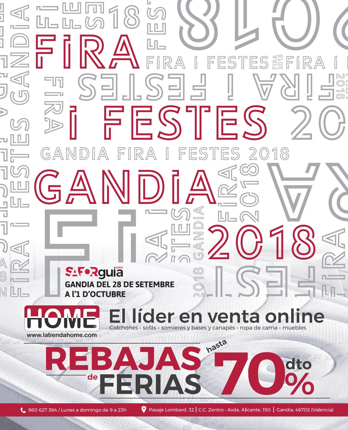 Fira i Festes 2018 by Saforguia MediaServiocio - issuu