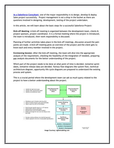 Steps to a Successful Salesforce Project by Emily Smith - issuu