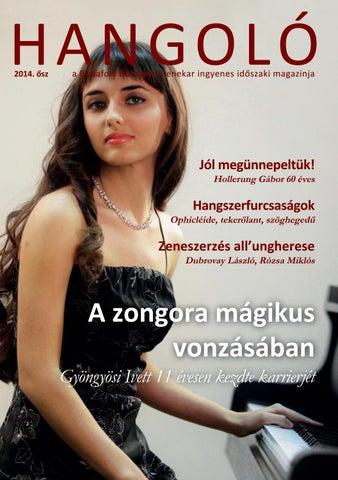 Hangoló - 2014. ősz by Budafoki Dohnányi Zenekar - issuu a5999f1e9f