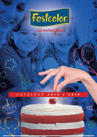Catálogo Festcolor 2018 by Festcolor - Sua Melhor Festa - issuu a9f5115a4c87b