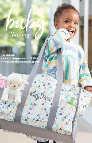 Thirty One Gifts Baby Collection 2018 2019 By Kat Mccain Issuu