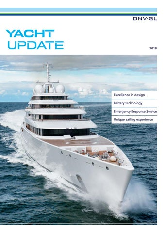 DNV GL Yacht Update 2018 by DNV GL - issuu