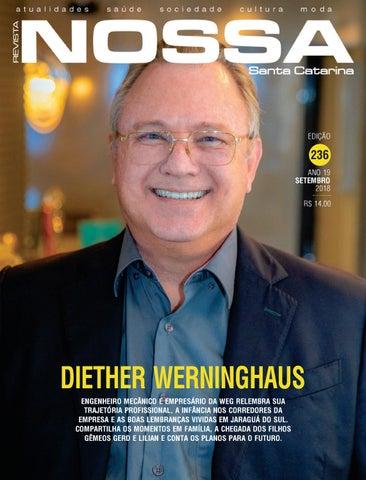5ad33b375 Revista Nossa Setembro 2018 by Revista Nossa - issuu