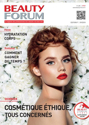 Beauty Forum N De Septembre By Health And Beauty Marketing