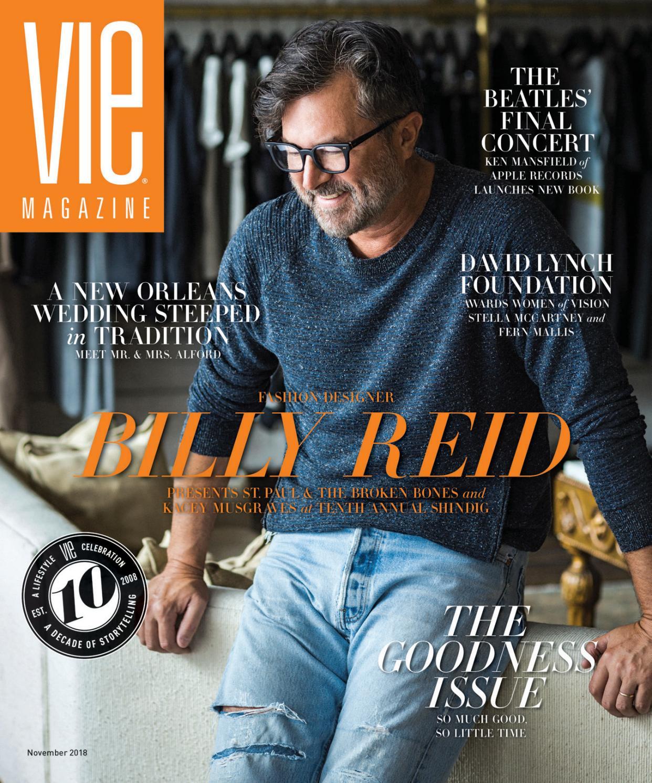 0cdafd0757050 VIE Magazine November 2018 by  the idea boutique ® - issuu