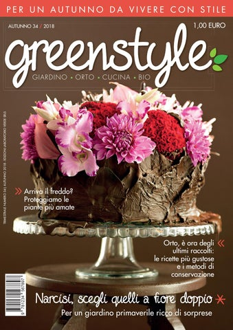 8675452e92df Greenstyle autunno 2018 by Edizioni Laboratorio Verde - issuu