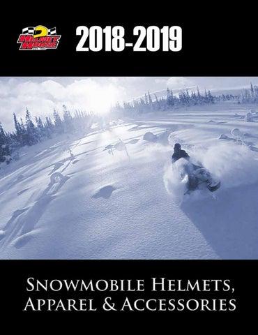 HJC Helmets CL-Max 3 Mens Snowmobile Helmet Black//Medium 1146-0105-05