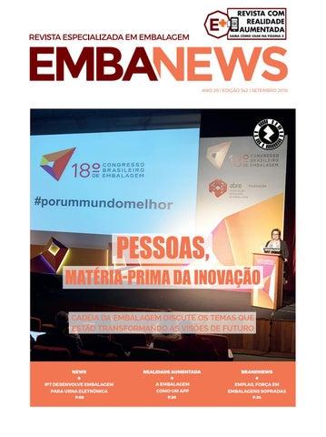 30f8cf29a1bb9 EMBANEWS Nº 342 - Setembro 2018 by EMBANEWS - issuu