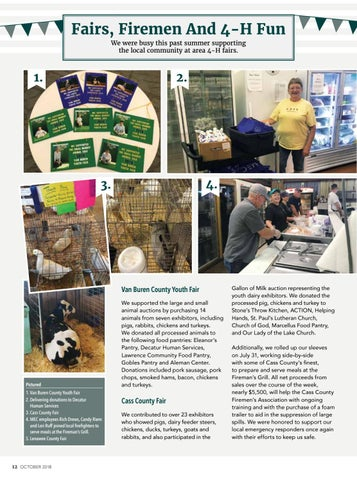 Page 12 of Fairs, Firemen And 4-H Fun