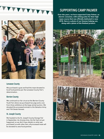 Page 13 of Fairs, Firemen And 4-H Fun