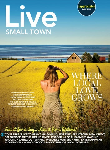 a063a721a91 Live Small Town Magazine Fall 2018 by Live Small Town Magazine - issuu