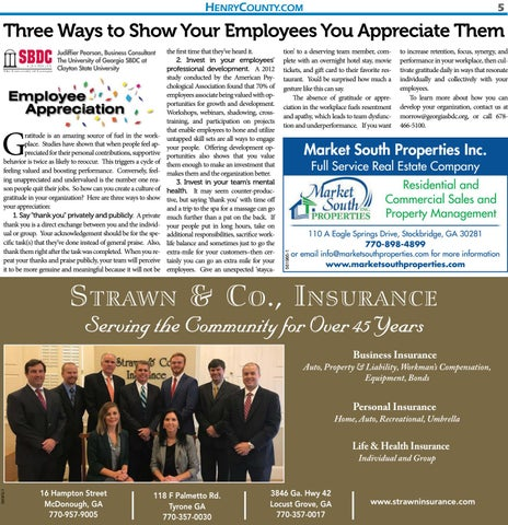 Page 5 of Three Ways to Show Your Employees You Appreciate Them