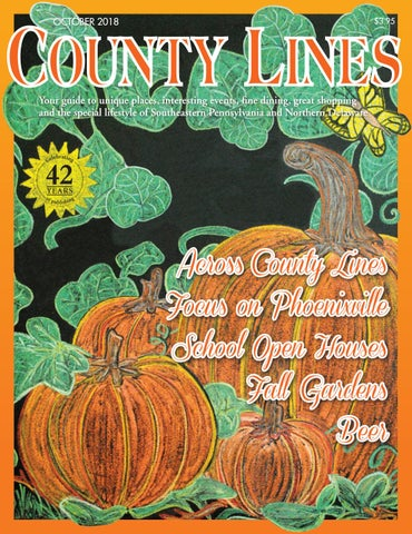 County Lines Magazine – October 2018