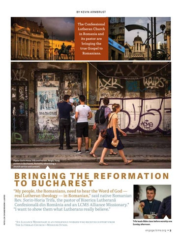 Page 5 of Bringing the Reformation to Bucharest