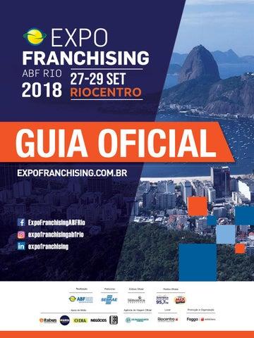 e5d51177033 Guia Oficial de Franquias ABF 2018 by Editora Lamonica Conectada - issuu