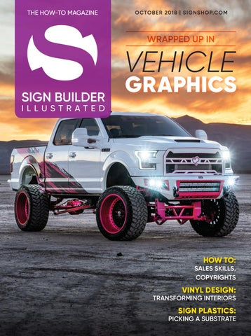 Sign Builder Illustrated October 2018 by Sign Builder