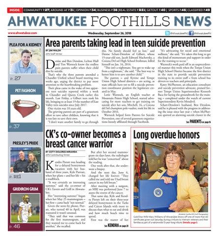 0431cc8b81f4 Ahwatukee Foothills News - September 5
