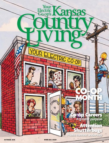 Kansas Country Living October 2018 By American Mainstreet