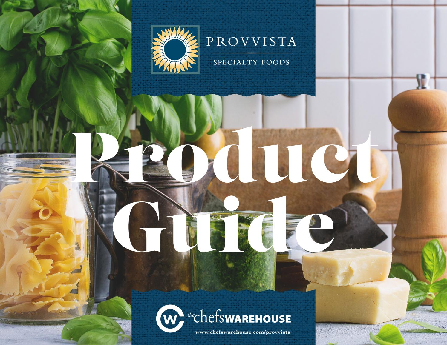 Provvista Product Guide By The Chefs Warehouse Issuu Nestea Thai Milk Tea Isi 13 Pcs