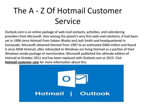 Hotmail msn How do