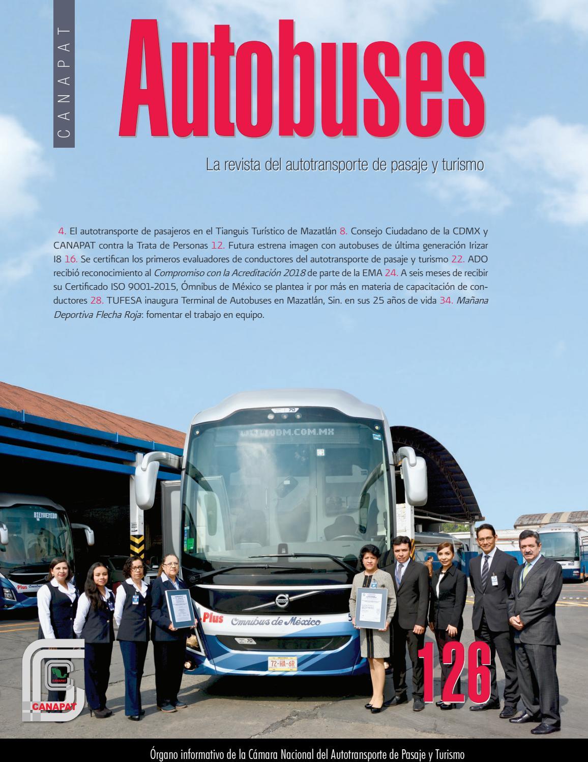 Revista Autobuses No. 126 by Francisco Martínez - Issuu